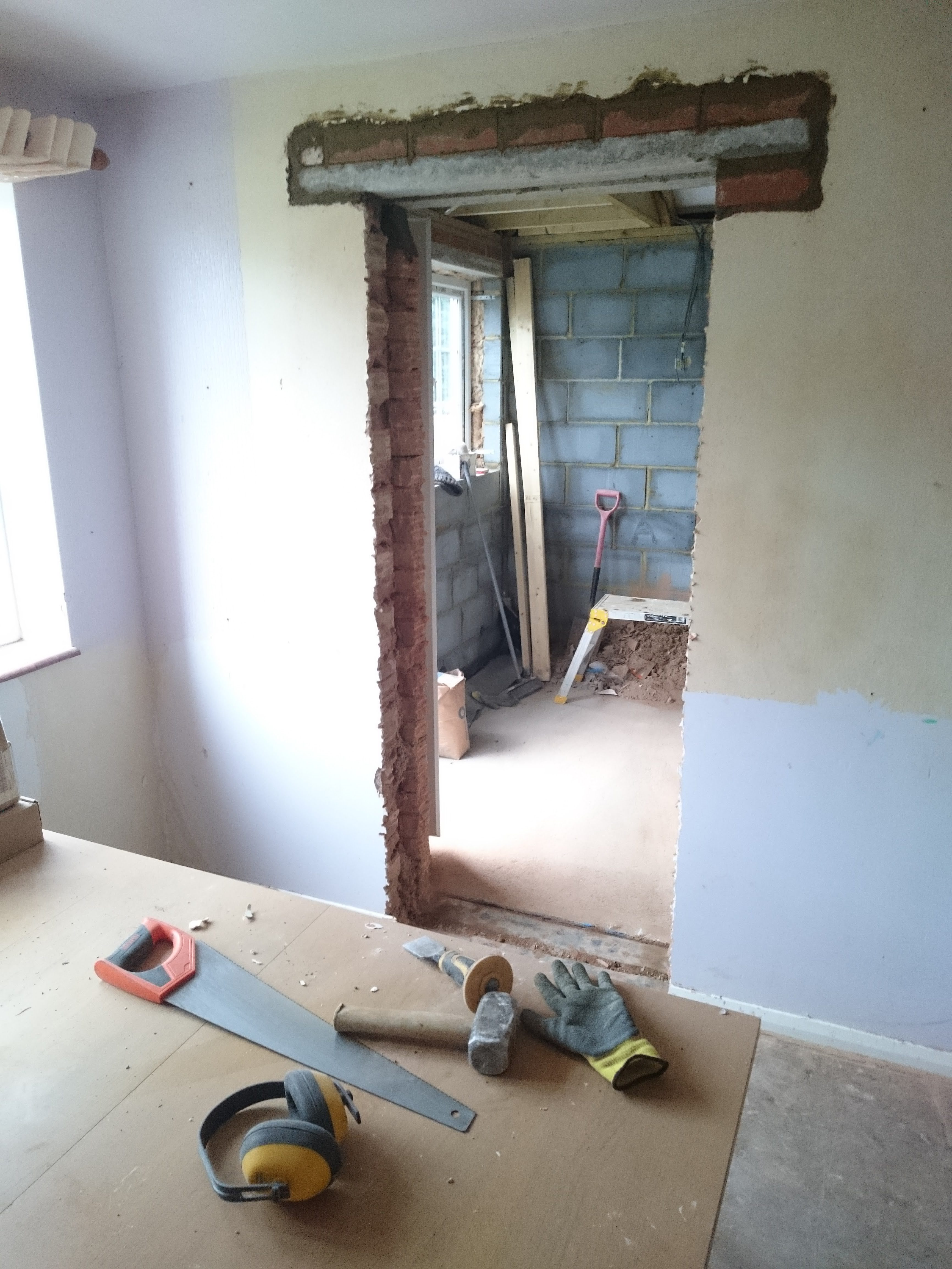 Extensions and house modifications
