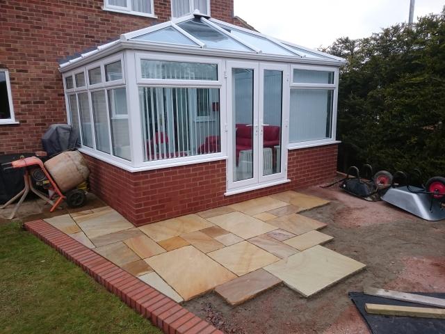 Beautiful garden patio designs