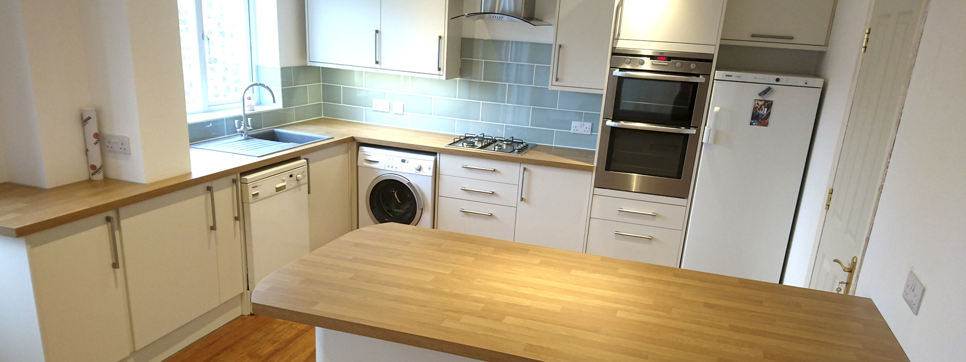 Kitchen outfitting in Bedford